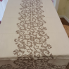 Tablecloth Acanto Collection 100% natural linen