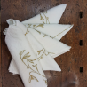 Napkins Murous collection in linen