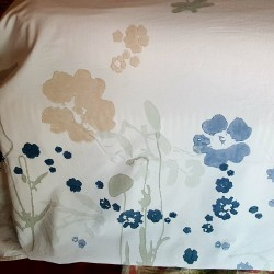 Percalle cotton cover collection L'heure Bleue