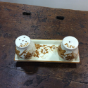 Ceramic salt and pepper