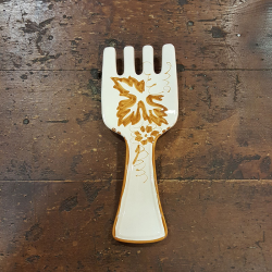 Spoon And Fork Ceramic