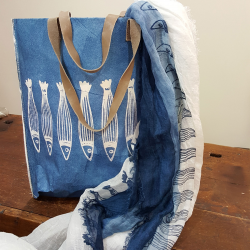 Shopper bag panarea