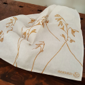 Linen placemat collection Mourous Bertozzi