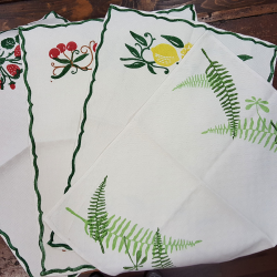 American underplate Tablecloth
