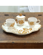 Coffee services Ceramiche Tapinassi